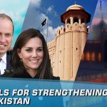 UK Royals for strengthening ties with Pakistan  | Indus News
