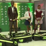 CSA and New Balance join hands to kit out RPC and Hubs Youngsters