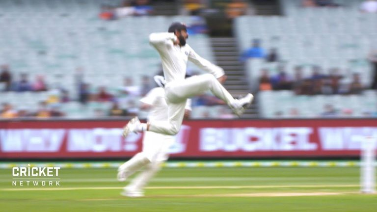 Raw Vision: Virat's emotions spill over at MCG