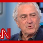 Robert De Niro: Trump should not be President. Period.