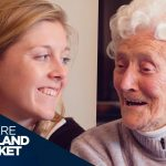 105-Year-Old Cricketer Eileen Ash Does Yoga With England Captain Heather Knight