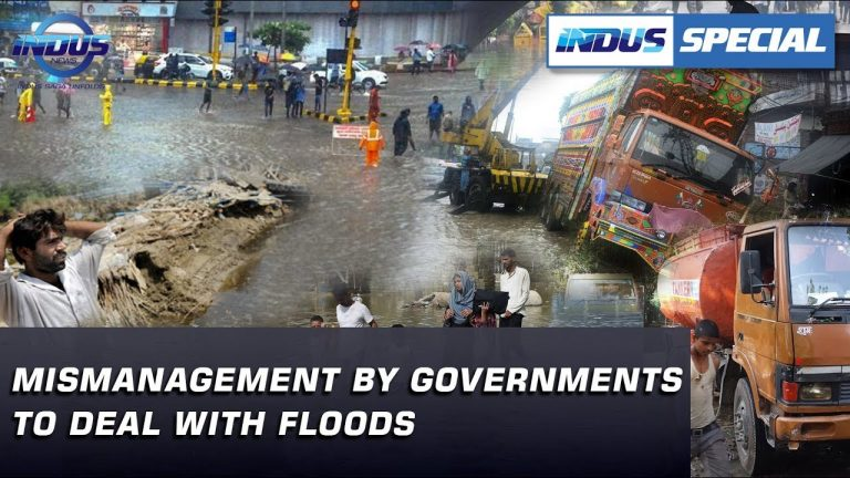 Mismanagement by Governments to Deal with Floods | Indus Special | Meshal Malik | Indus News