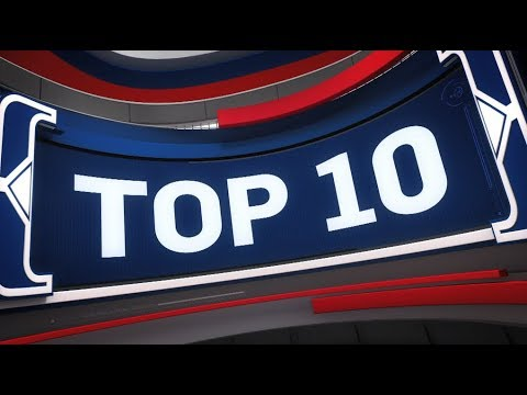 NBA Top 10 Plays of the Night | October 10, 2019