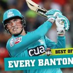 The very best of Tom Banton: All of his BBL sixes | KFC BBL|09