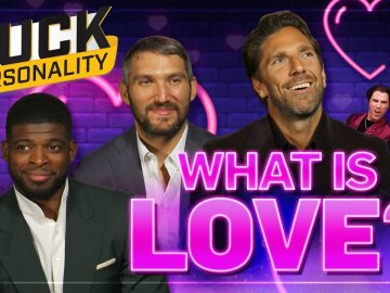 What is love? | Puck Personality | NHL