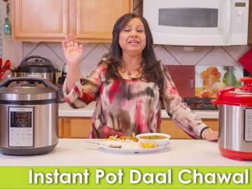 Instant Pot Daal aur Chawal ki Recipe in Urdu Hindi - RKK