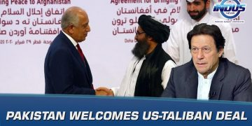 Pakistan welcomes US-Taliban deal | Indus News