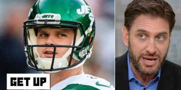 Sam Darnold is better than Dak Prescott - Mike Greenberg on the Jets' win vs. the Cowboys | Get Up
