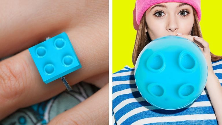 36 UNBELIEVABLE CRAFTS YOU CAN MAKE IN 5 MINUTES