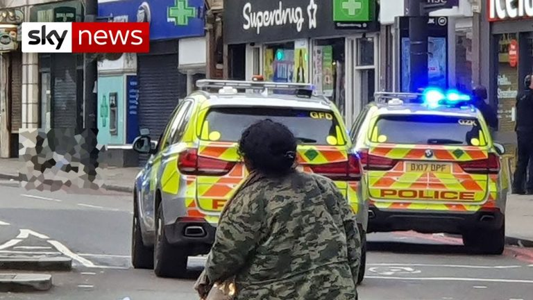 Police fatally shoot terror suspect in south London