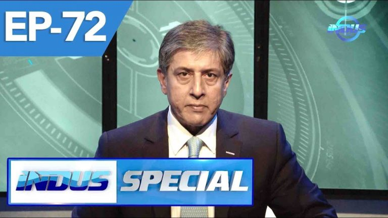 Indus Special with Ejaz Haider | Tension Between India - Pakistan | Ep 72 | Indus News
