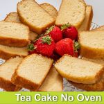 Tea Cake Chai Wala Cake Fast & Easy With & Without Oven Recipe in Urdu Hindi - RKK