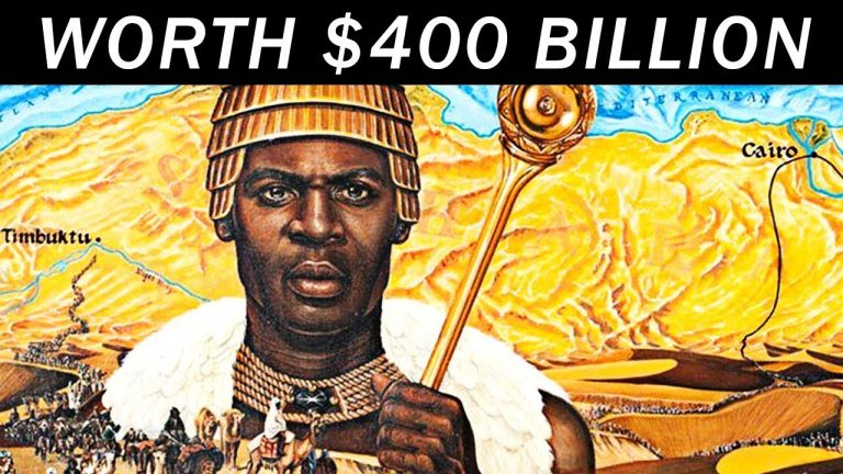 The RICHEST Person In History