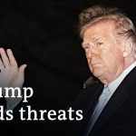 Trump doubles down on Iran threats, warns of sanctions for Iraq | DW News