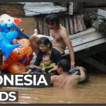 Indonesians slam government over flood response