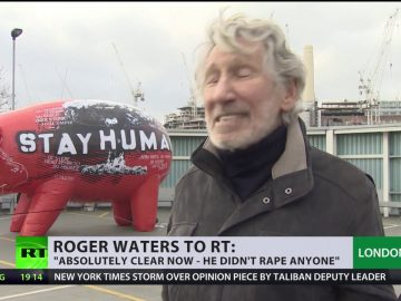 'Zero chance' Assange will get fair trial in US, Roger Waters to RT
