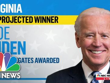 NBC News Projects Super Tuesday Winners In Vermont, Virginia | NBC News