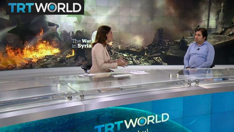 The War in Syria: Galip Dalay talks to TRT World