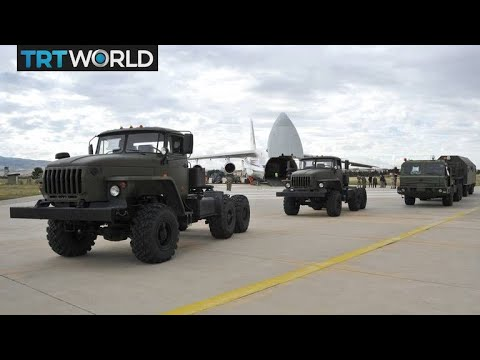 Turkey's National Security: Delivery of Russian S-400 hardware continues