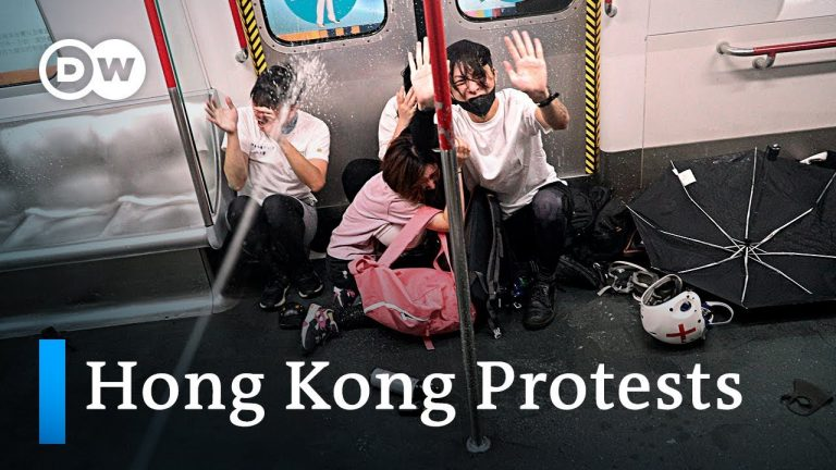 Hong Kong police brutality and growing disorder | DW News