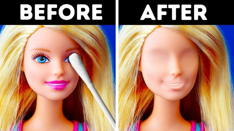 25 BARBIE HACKS FOR KIDS AND ADULTS