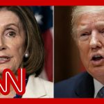Pelosi responds to Trump's 'really sick' letter