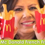 Mc Donald Style French Fries at Home Recipe in Urdu Hindi - RKK