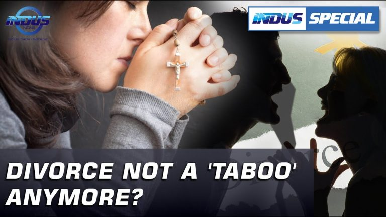 Divorce not a 'taboo' anymore? | Indus Special | Indus News