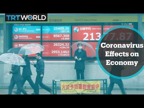 Global markets take a knock as COVID-19 continues to spread