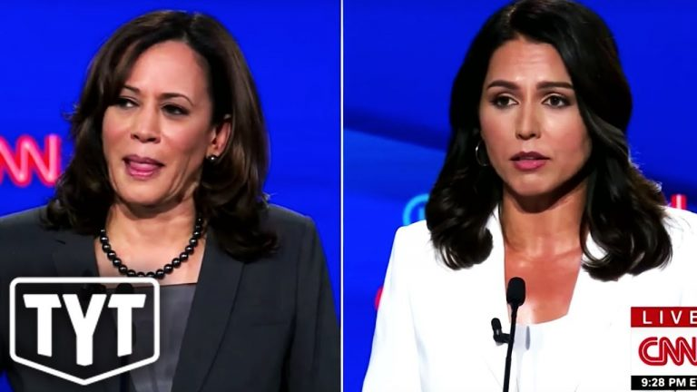 Tulsi Gabbard Has Kamala Harris Shook