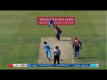 Highlights | Rickelton puts Lions on road to impressive start