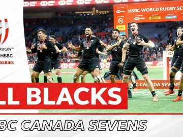RELIVE ALL BLACKS 7s CUP FINAL | Canada Sevens
