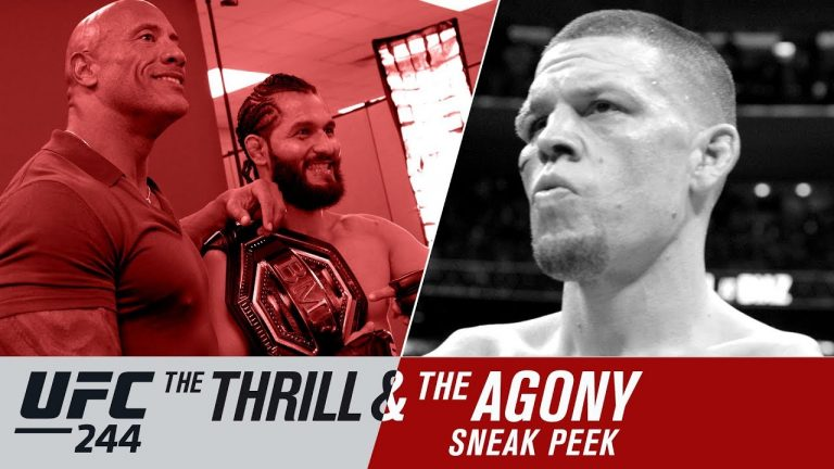 UFC 244: The Thrill and the Agony - Sneak Peek