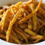 Crispy Fried Potato Recipe By Food Fusion
