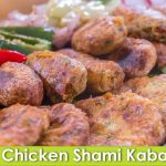 Chicken Shami Kabab Iftari Idea for Ramadan Recipe in Urdu Hindi - RKK