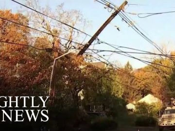 Nightly News Broadcast (Full) - November 1st, 2019 | NBC Nightly News