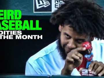 Weird Baseball! June's Oddities of the Month | MLB Highlights