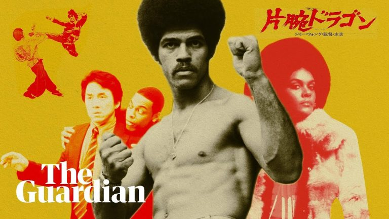 Why so many black people love kung fu