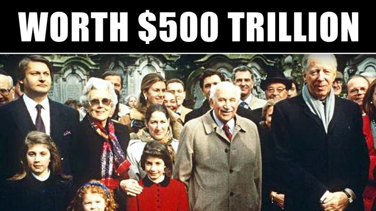 10 Things You Didn't Know About The Rothschild Family