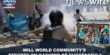 Will world community's efforts on Kashmir be successful?   News Wire   Indus News