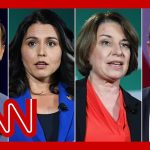 See what Democratic candidates said about impeaching Trump