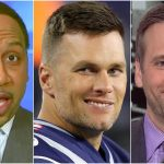 Stephen A. and Max Kellerman react to Tom Brady leaving the Patriots | First Take
