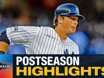 DJ LeMahieu 2019 MLB Postseason Highlights (Yankees star RAKES, bats .325 with 3 HRs and 7 RBIs)