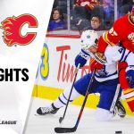 NHL Highlights | Maple Leafs @ Flames 12/12/19