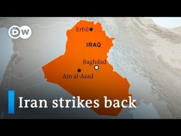 Iran strikes US military bases in Iraq: How will Trump respond? | DW News
