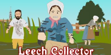 Leech Collector (Worst Jobs in History)