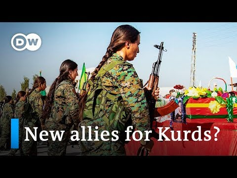 Syrian Kurds seal deal with Damascus to fend off Turkey | DW News