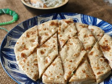 Cheese Chapati Recipe -  Food Fusion Travel Series Episode 7