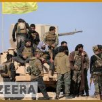 Who is the SDF that Turkey is fighting in northern Syria?