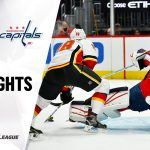 NHL Highlights | Flames @ Capitals 11/03/19